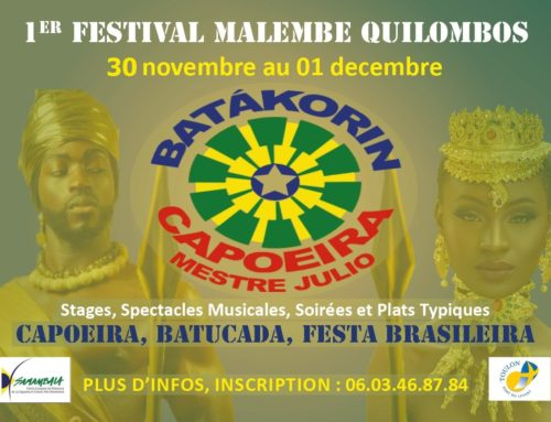Festival Malembe Quilombos